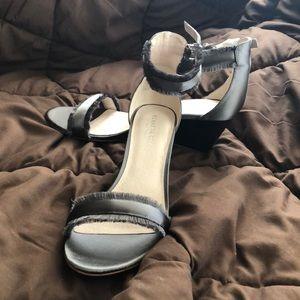 Kenneth Cole New York Davis Ankle Strap Wedges